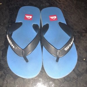 Quicksilver flip flop sandals